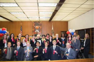 San Diego Mock Trial 2015 Second Place - Mock Trial Competition