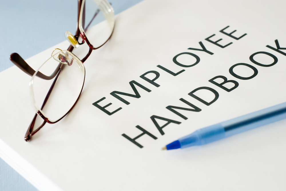Employment Laws: Employee Handbooks Required in California