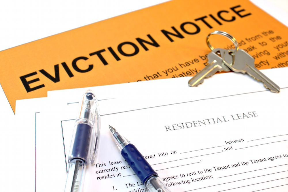 Eviction Process: How to Evict a Non paying Tenant | SDCBA org