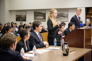 San Diego Students – Mock Trial Event