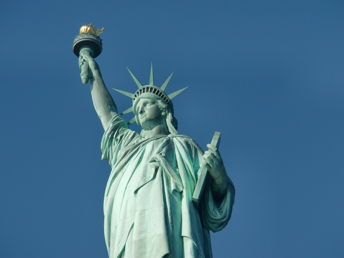 Statue of Liberty – U.S. Immigration